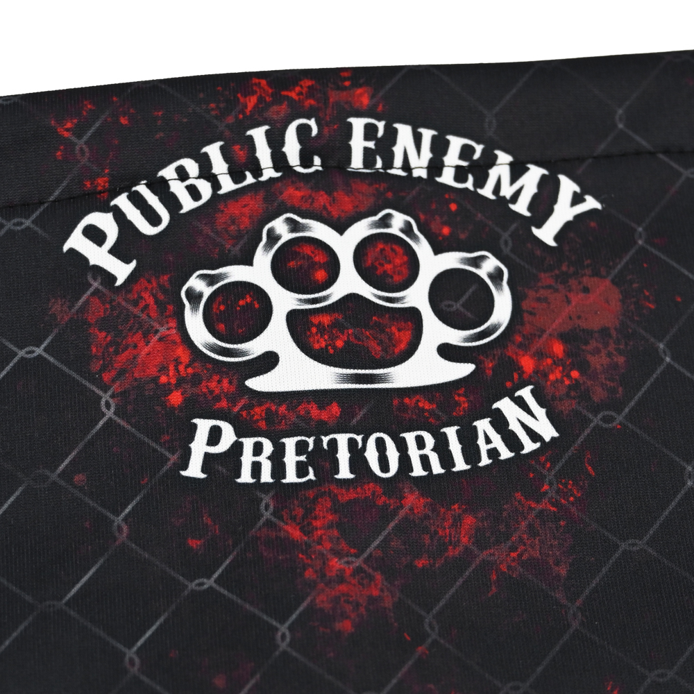 "Komin polarowy ""Public Enemy"""