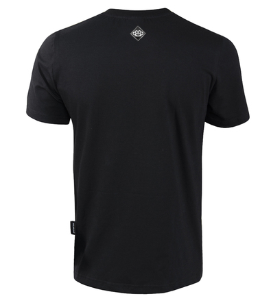 T-shirt Pretorian Shield Logo - black