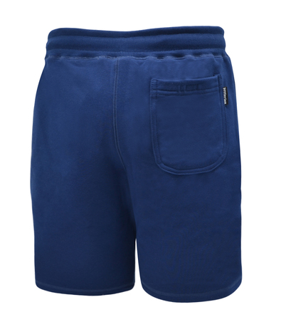 Cotton shorts Pretorian PS - Navy blue