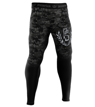 Legginsy Pretorian Dark Camo