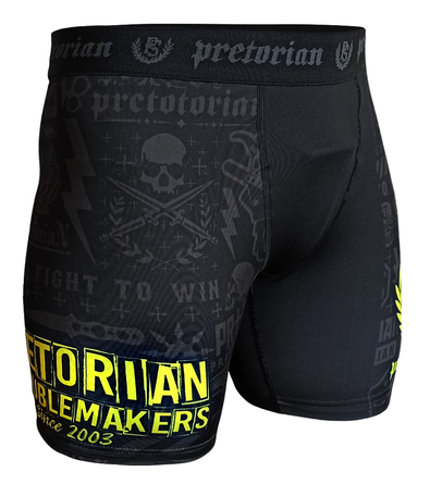 Spodenki MMA Pretorian Troublemakers