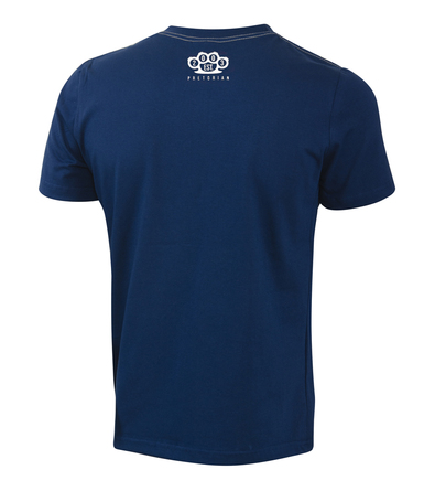 T-shirt Pretorian Public Enemy - navy blue