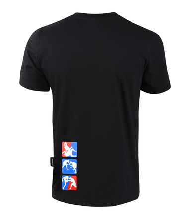 T-shirt Pretorian Mixed Martial Arts - black