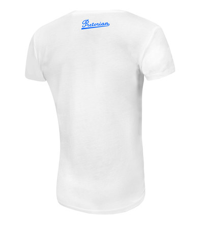 Women's T-shirt Pretorian Run motherf*:)ker! - White