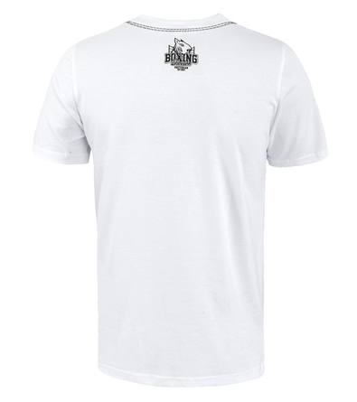 T-shirt Pretorian Number One - White