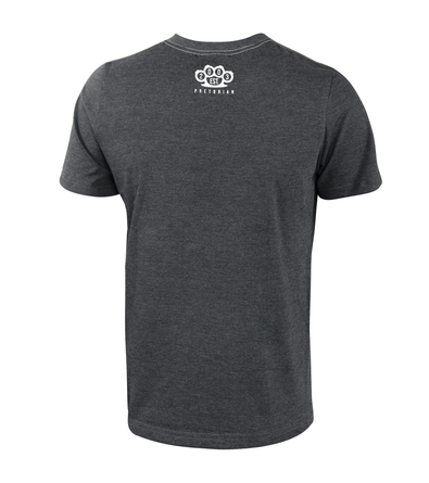 T-shirt Pretorian Public Enemy - graphite