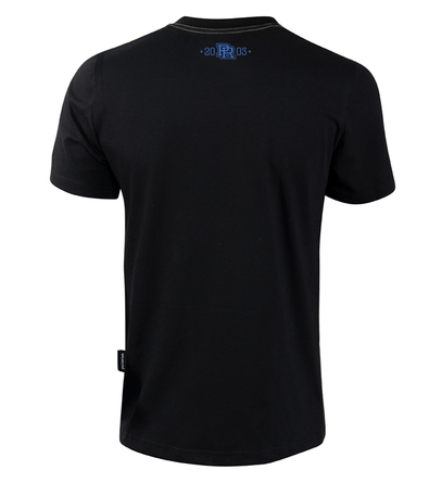 T-shirt Pretorian Boxing Assoc. - Black