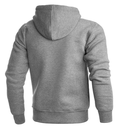 Hoodie Pretorian  Fight Division - grey