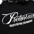 "Bluza z kapturem Pretorian ""Death Before Dishonour"" Classic"